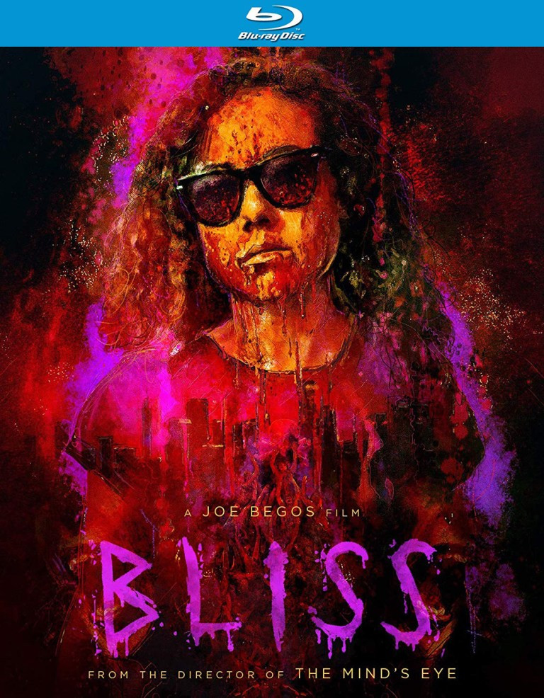 Joe Begos Bliss Blu-ray