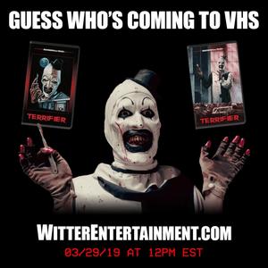 Broke Horror Fan Terrifier VHS