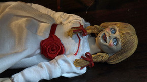 NECA Takes Annabelle Out of Her Display Case for New Clothed Action Figure