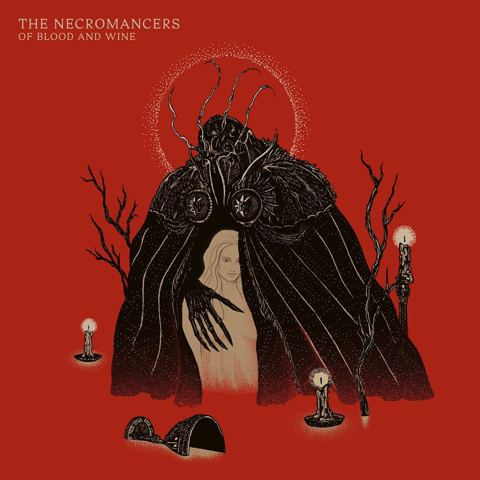 Necromancers Of Blood and Wine Album Review