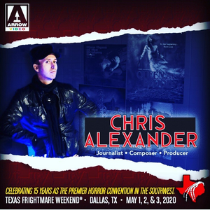 Chris Alexander Texas Frightmare Weekend 2020