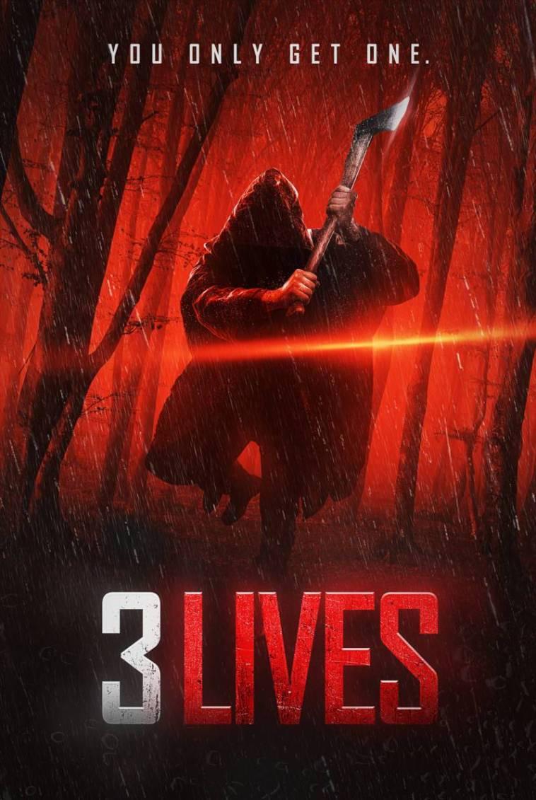 3 Lives Julianne Block Poster