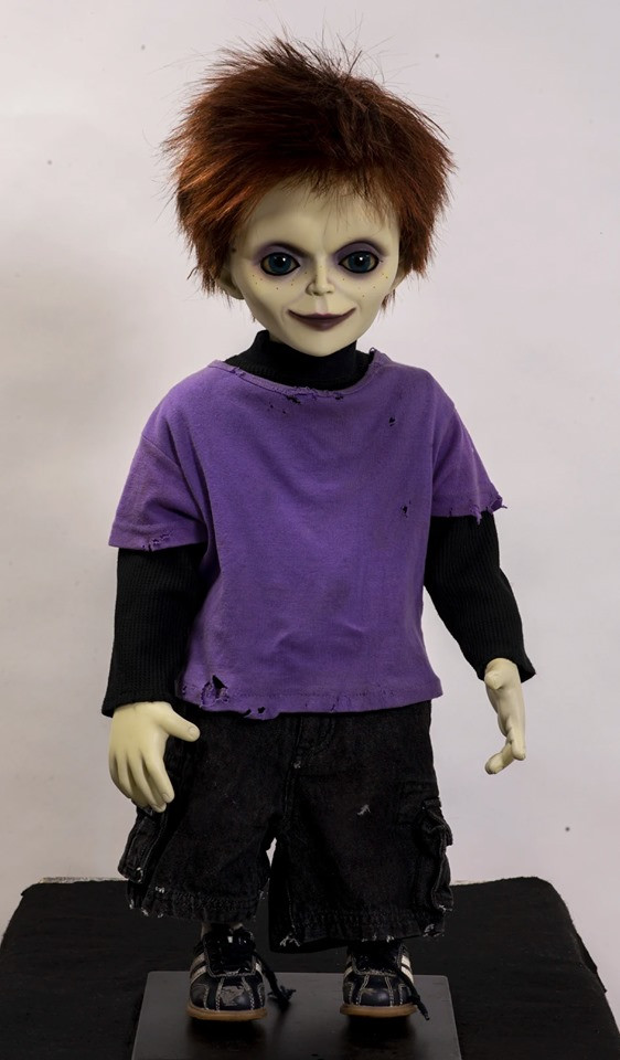 Trick or Treat Studios Glen Doll Seed of Chucky