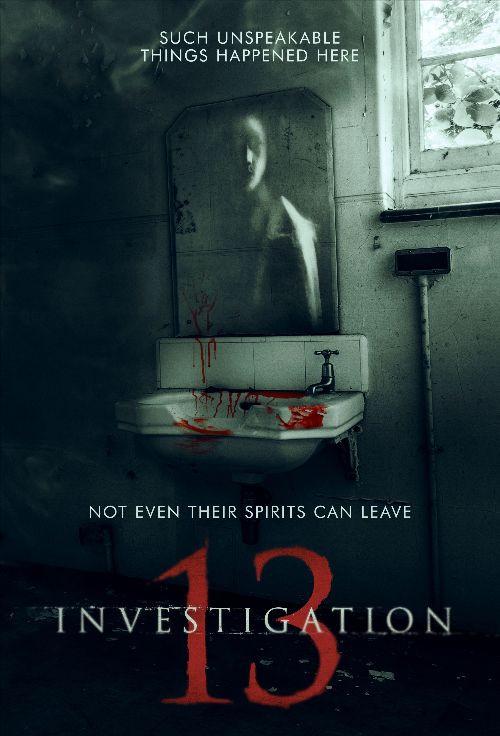 Investigation 13 Krisstian de Lara Poster