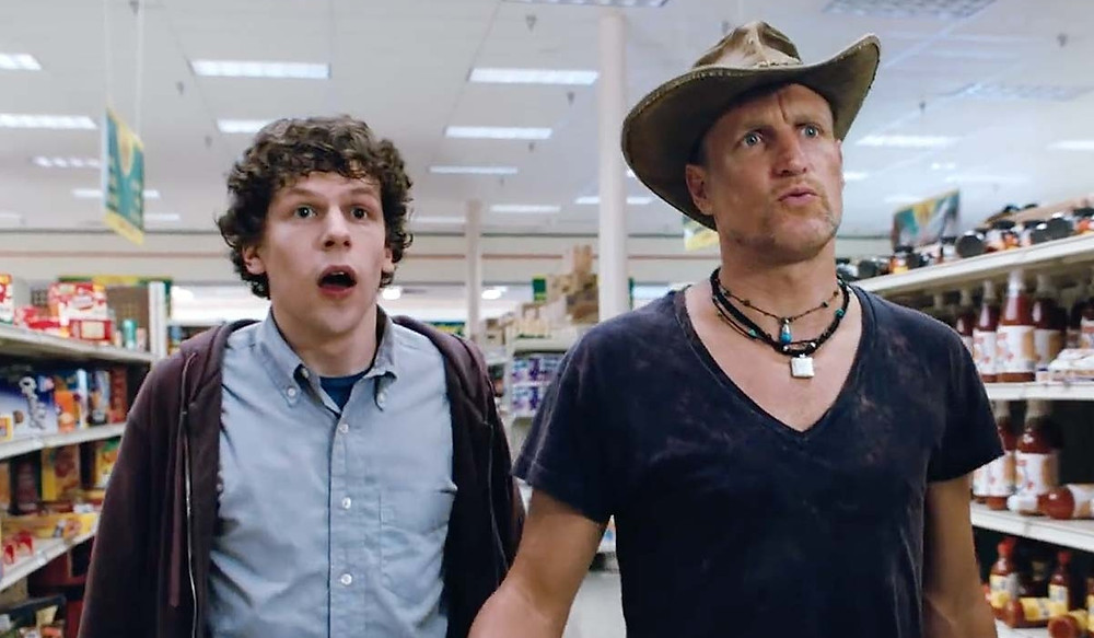 Zombieland 2: Double Tap Teaser Poster