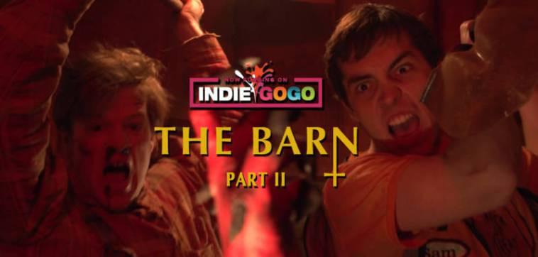 The Barn 2 Indiegogo