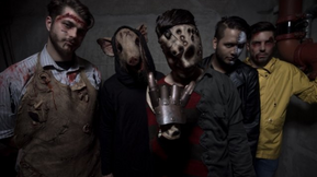 """Ice Nine Kills Homages 'Scream' With New Track """"Your Number's Up,"""" Announce Expanded Album"""