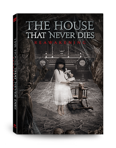 House That Never Dies DVD