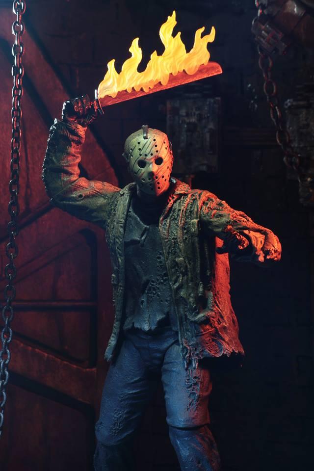 NECA Freddy vs Jason Ultimate Figure