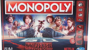 Stranger Things Board/Card Games Released Today