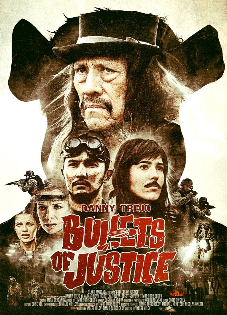 Bullets of Justice World Premiere FrightFest