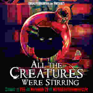 All the Creatures Were Stirring VHS Broke Horror Fan
