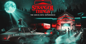 """Stranger Things"" Drive-Into Experience Coming to Downtown LA This Halloween"