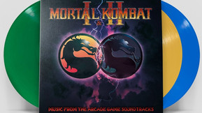 Enjoy The Ride Releasing 'Mortal Kombat' 1 And 2: Music From The Arcade Game Soundtracks On
