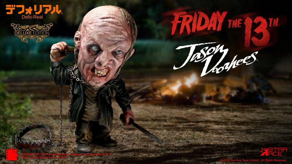 Star Ace Toys Jason Voorhees Friday the 13th Figure
