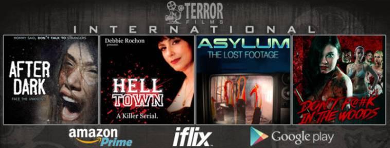Terror Films Cyfuno Ventures International Release