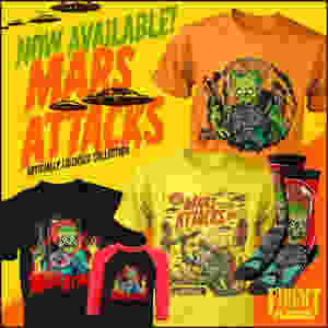Fright Rags ars Attacks