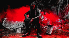 [Album Review] Moris Blak's 'The Irregularity Of Being' Makes Bass-Heavy Imprint On Industrial Music