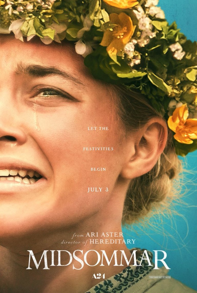 New Midsommar Poster Ari Aster