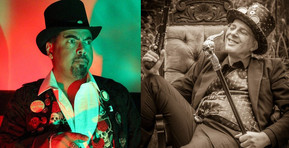 [Interview] David Black and Frank Ailsworth Talk Upcoming Appearances on 'The Quiz on Haunted Hill'