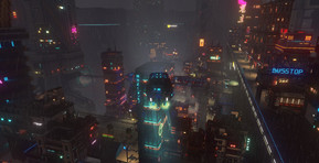 'Cloudpunk' Delivers Neon-Noir Excellence to Consoles This October