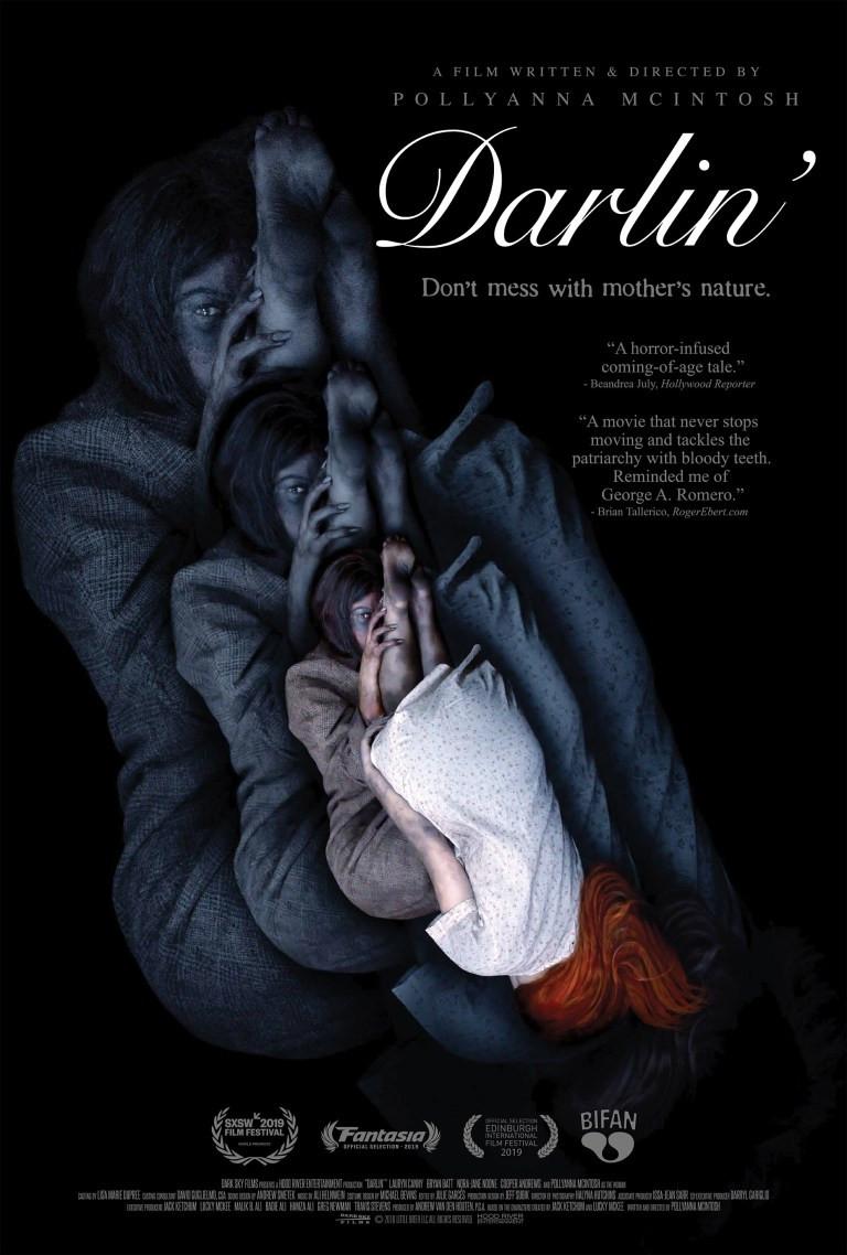 Darlin' Pollyanna McIntosh Poster