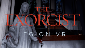 The Exorcist: Legion VR Coming To PS4 This Month