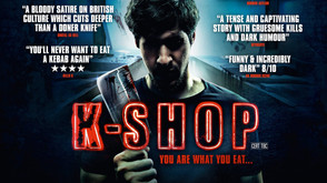 Cannibal Horror Film 'K-Shop' Releasing on DVD In December