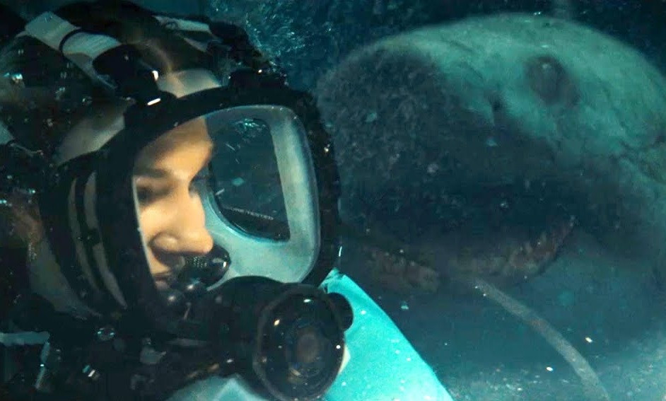 47 Meters Down Uncaged Over Here Clip