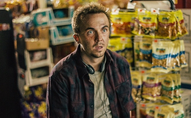Frankie Muniz Interview The Black String