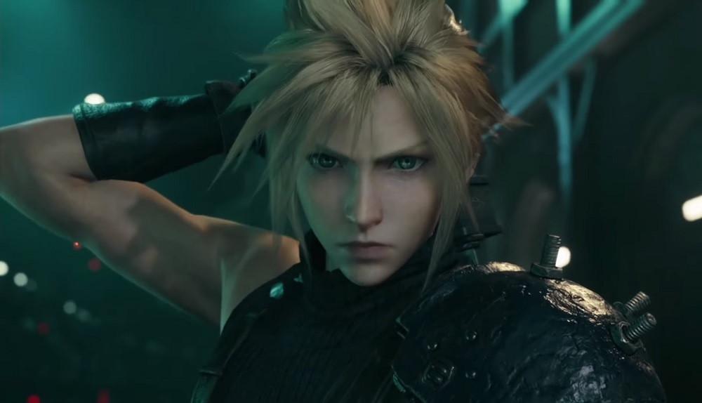 Final Fantasy VII Remake Trailer E3 2019