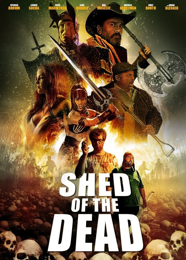 Shed of the Dead Theatrical Release Indican