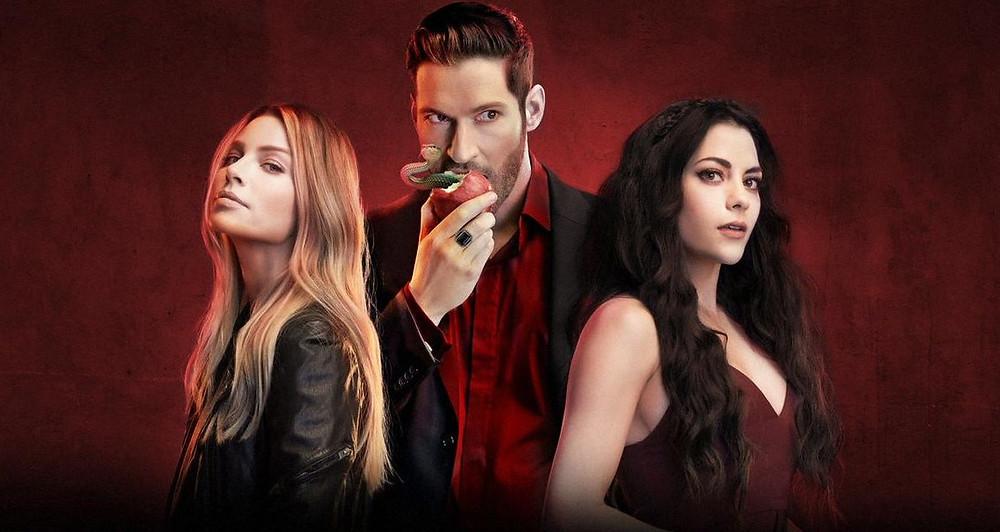 Lucifer Fifth and Final Season Netflix