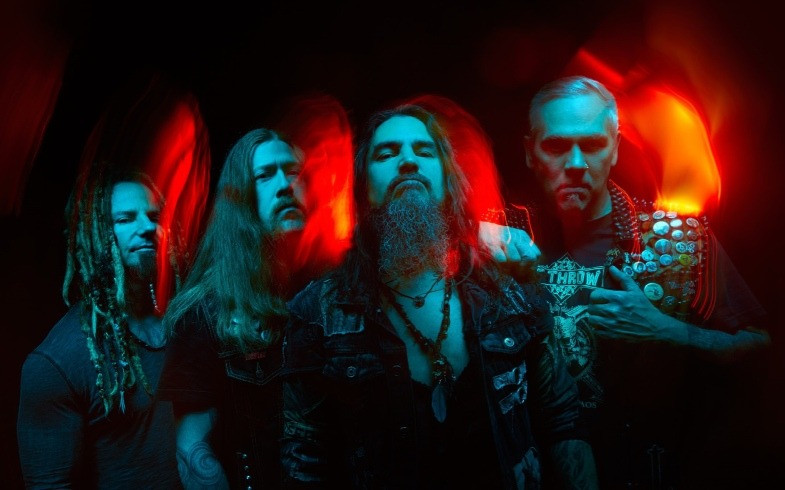 Machine Head Second Burn My Eyes Tour