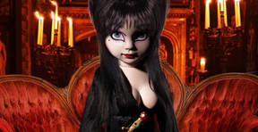 Elvira, Mistress of the Dark Is Finally Joining Mezco's Living Dead Doll Collection! [Images]