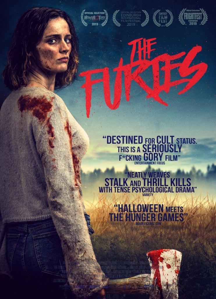 Tony D'Aquino The Furies Poster