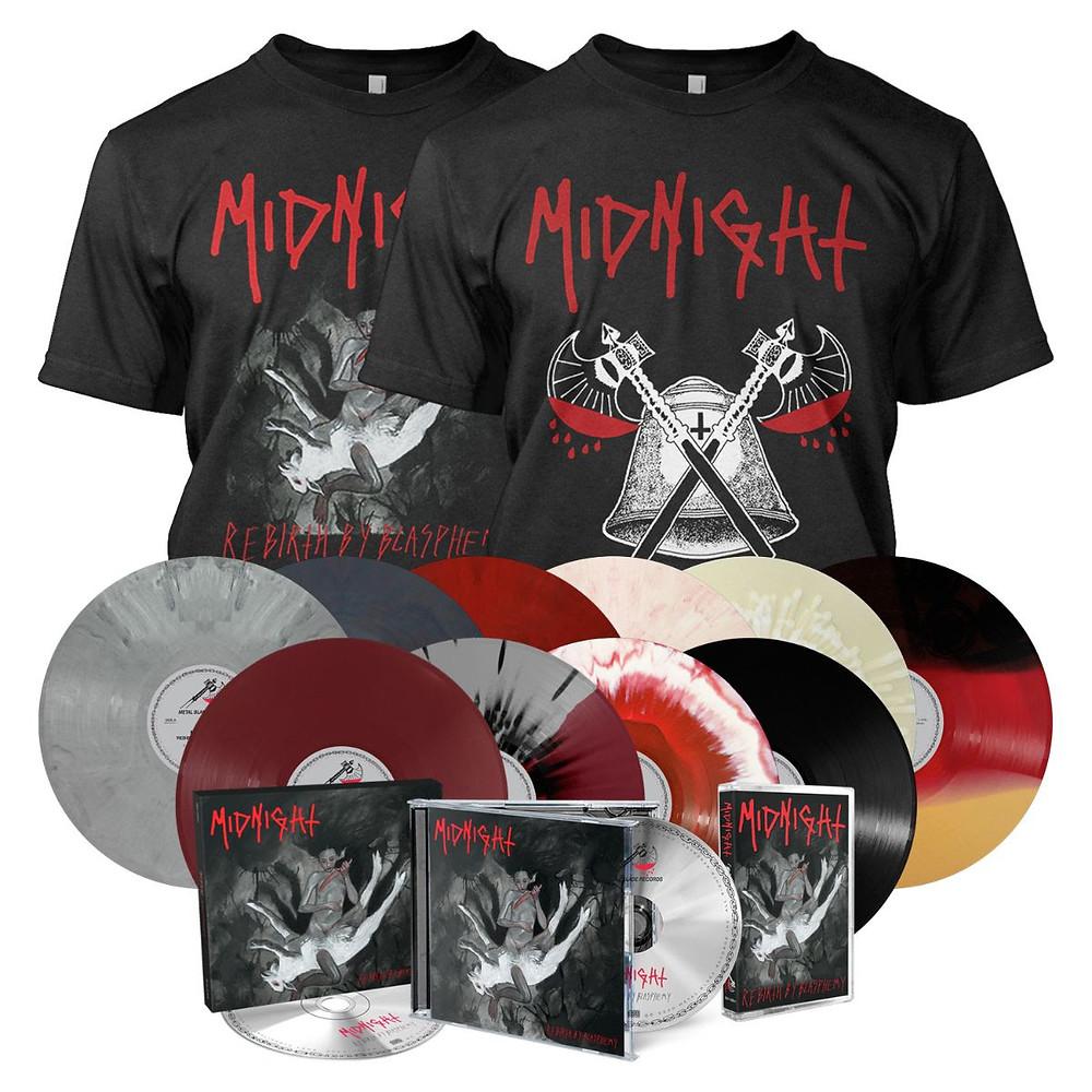 Midnight Rebirth by Blasphemy Bundle
