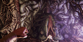 Erotic H.R. Giger-Inspired Horror Game 'Lust from Beyond' Launches on Steam in September