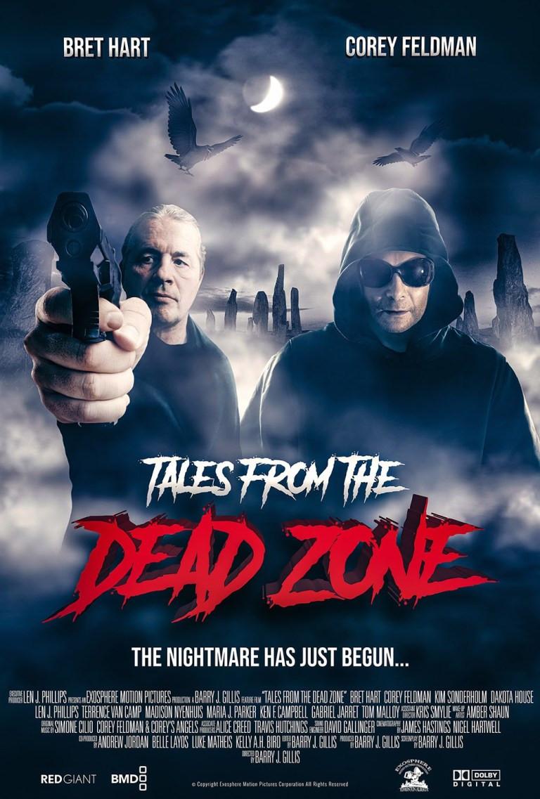 Tales From The Dead Zone Bret Hart Corey Feldman
