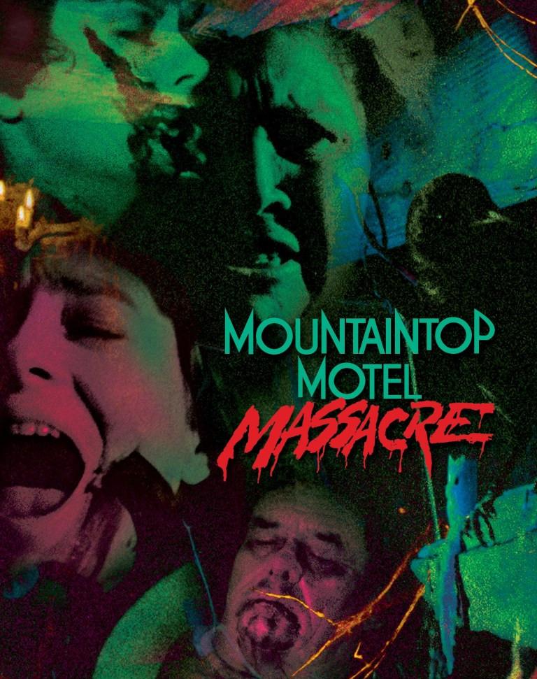 Vinegar Syndrome Halfway to Black Friday Sale 2019 Mountaintop Motel Massacre