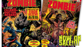 Lucio Fulci's 'Zombie' Issue #6 Now Available From Eibon Press