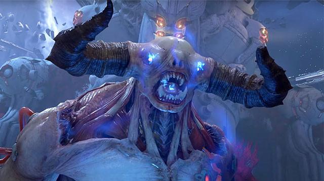 DOOM Eternal The Ancient Gods Part One Trailer Gamescom