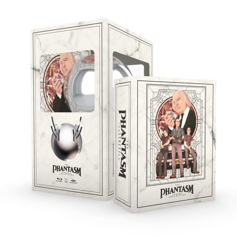Phantasm Sphere Collection Blu-ray Well Go USA