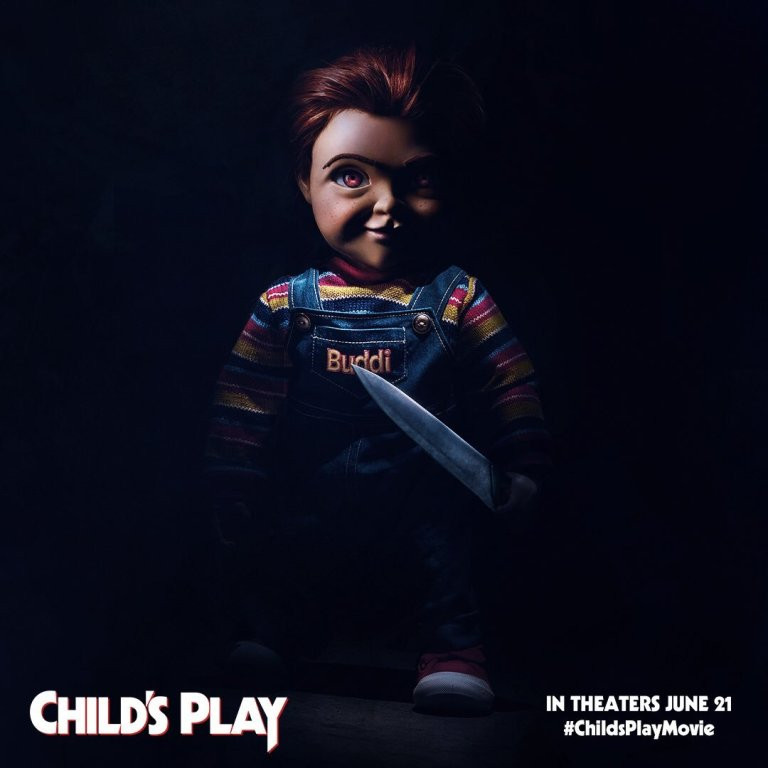 Child's Play New Image Chucky