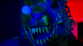 Splattery Throwback Creature Feature 'Lycanimator' Now Available on VHS