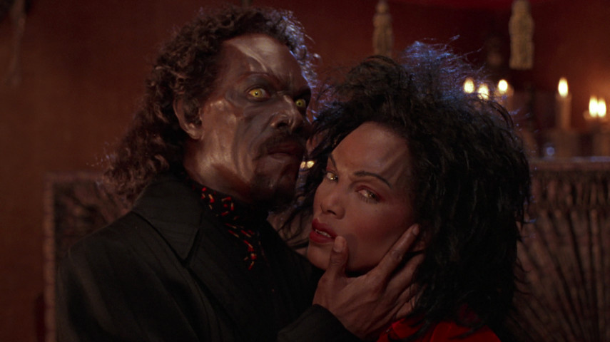 Wes Craven Vampire in Brooklyn Blu-ray Debut