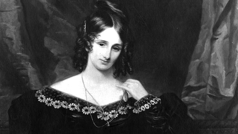Monster, She Wrote Book Mary Shelley