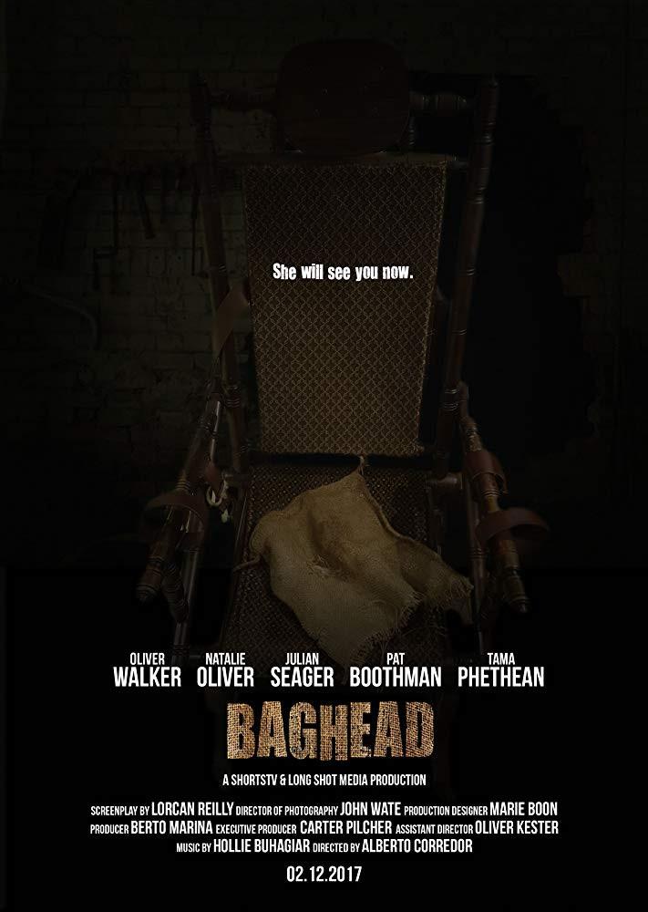 Alberto Corredor's Baghead Poster