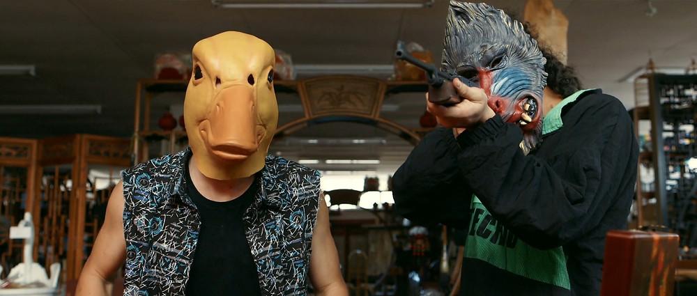 Mega Time Squad Dark Sky Films Trailer Theatrical Release