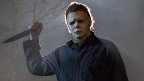 Michael Kills The Competition As 'Halloween' Becomes The Highest Grossing Film Of The Weeken